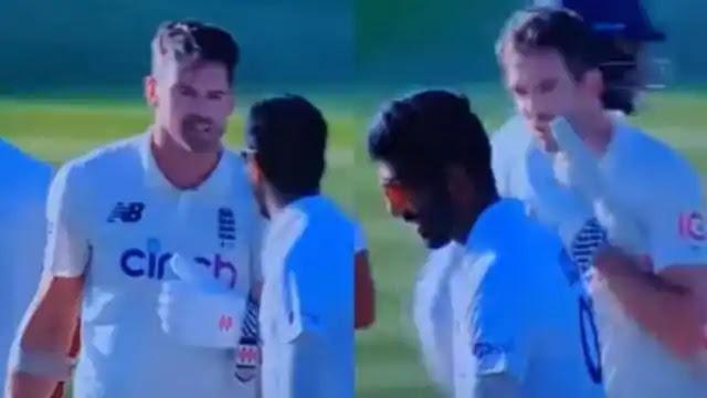 IND vs ENG: जेम्स एंडरसन ने जानिए क्यों कहा था जसप्रीत बुमराह से- 'ये तो बेईमानी है'