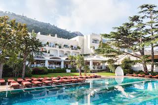 capri palace Italy Honeymoon Hotels