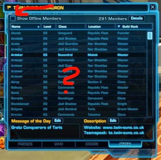 Going Commando   A SWTOR Fan Blog: October 2014