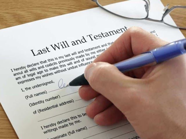 Ways of Revoking a Legal Will