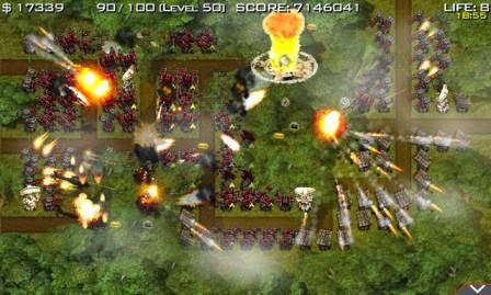 Global Defense Zombie War Apk