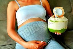 Inilah 5 manfaat air kelapa untuk ibu hamil