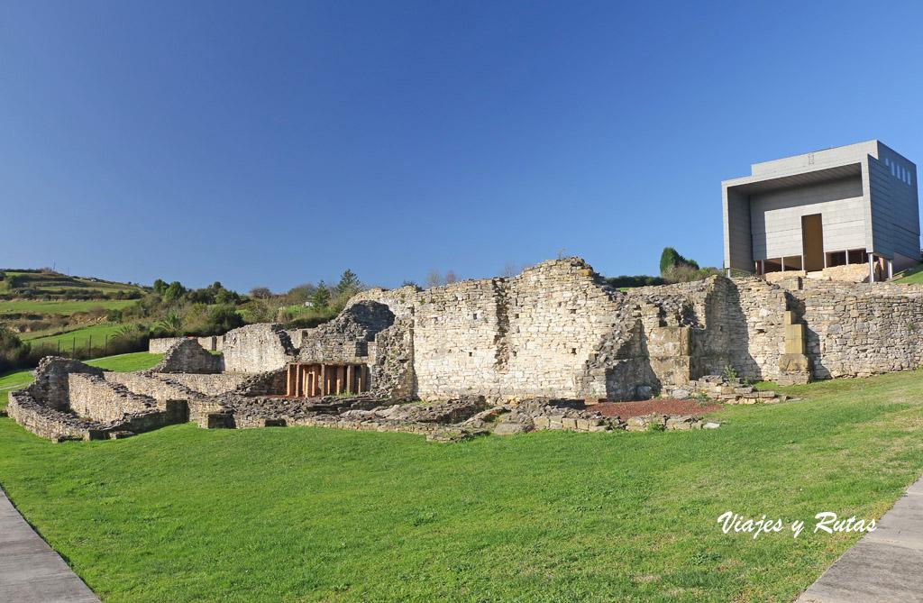Villa romana de Veranes, Gijón