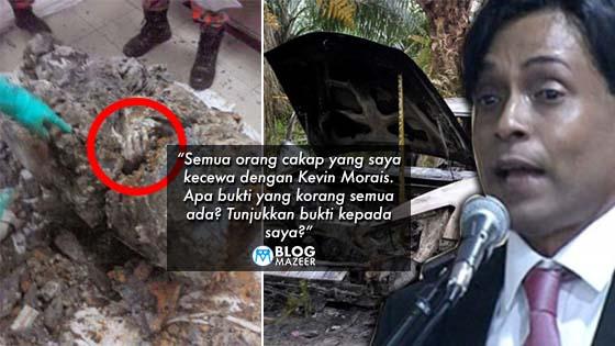 Pembunuhan Kejam Kevin Morais  Pada Tahun 2015, Mayat Dijumpai Dalam Tong Dram
