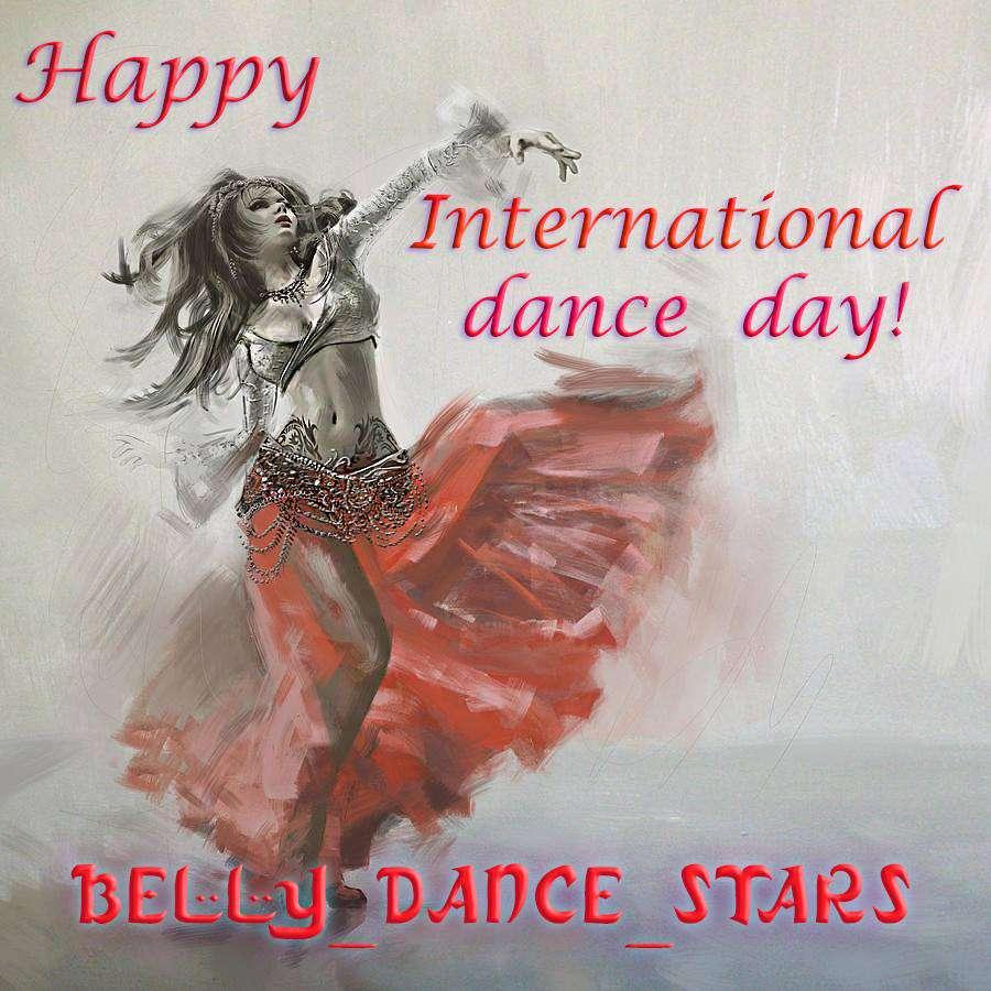 International Dance Day Wishes Beautiful Image