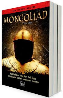 Mongoliad - Neal Stephenson - EPUB PDF İndir