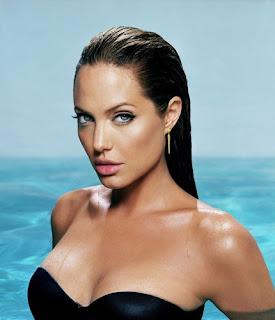 Angelina Jolie, Bathing Suit