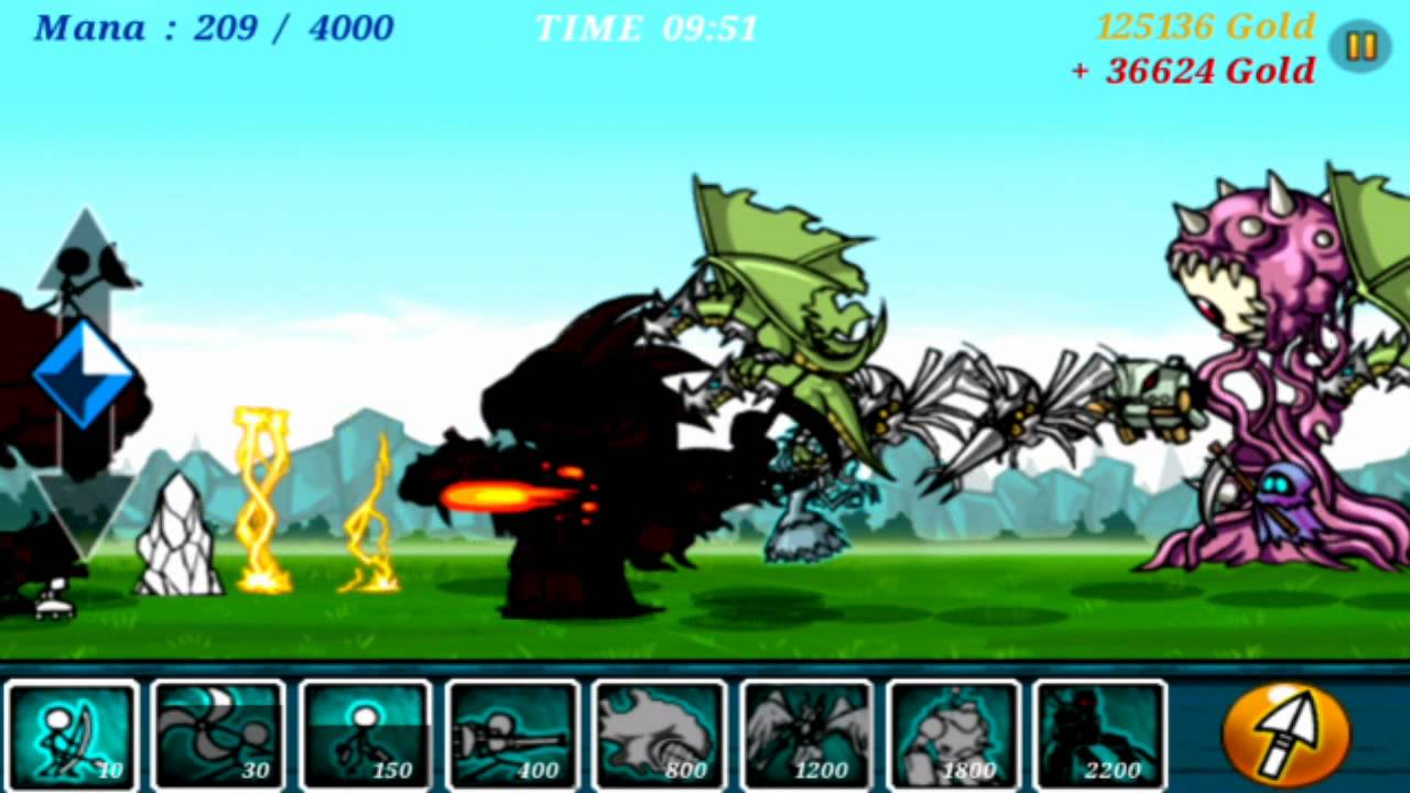 Cartoon Wars Mod Apk Unlimited money Free Shopping