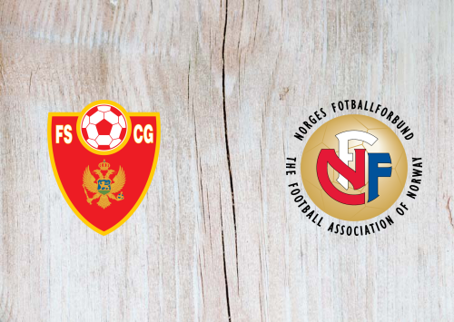 Montenegro vs Norway -Highlights 30 March 2021
