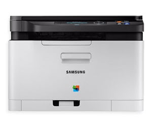 Color Laser MFP serial amongst the functioning of compact color Light Amplification by Stimulated Emission of Radiation multifunction printers Samsung Printer SL-C483 Driver Downloads