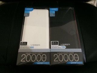 POWERBANK VEGER 20000MAH V80