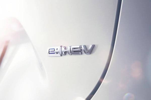 Novo Honda HR-V 2022 Híbrido: primeiro teaser oficial