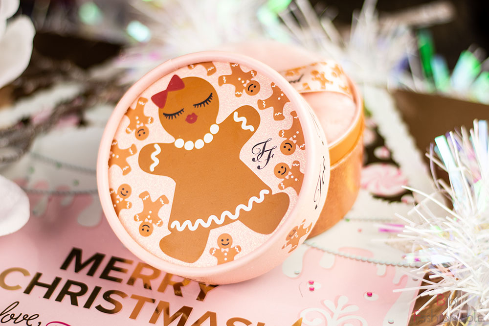 Too Faced Holiday Collection Gingerbread Sugar Body Powder
