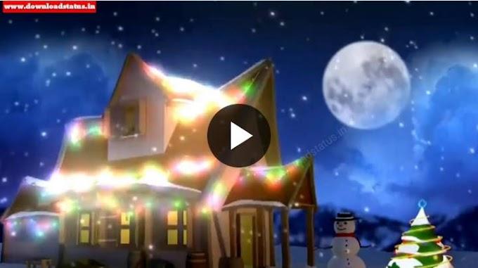 Best Merry Christmas🎄 Whatsapp Status Video Download 🎄🎊 New