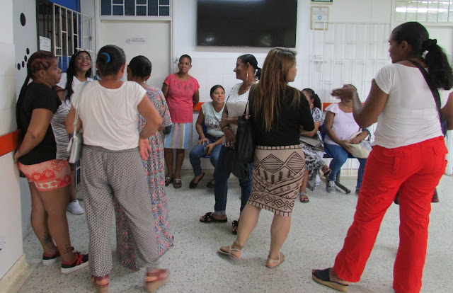 Hospital 'Nuestra Señora de Los Remedios' trabaja en detección del Cáncer de Cuello Uterino