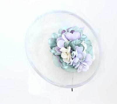 PV 2017 - Coleccion Verde Lila 3 Plato flores