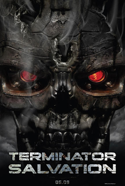 Terminator Salvation 2009 movie poster