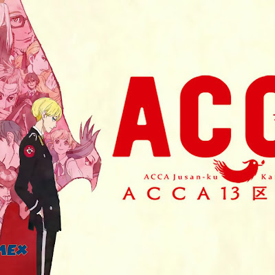 ACCA13-ku Kansatsu-ka Audio Castellano 12/12 | Mega | MediaFire |