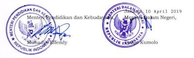 SE Bersama Tentang Pelaksanaan PPDB Tahun Ajaran 2019/2020, http://www.librarypendidikan.com/