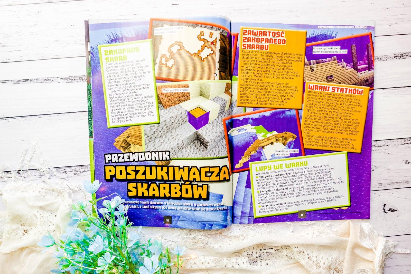 magazyn dla fanów minecraft