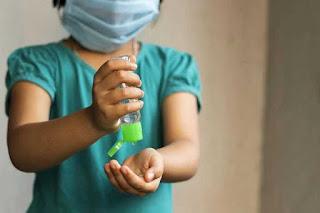 menjaga kebersihan tangan