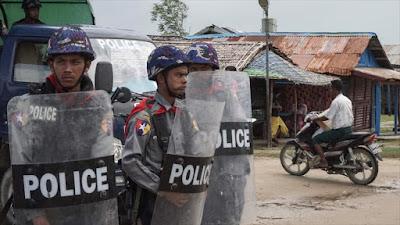 Israel vende armas a Myanmar en pleno 'genocidio' de musulmanes
