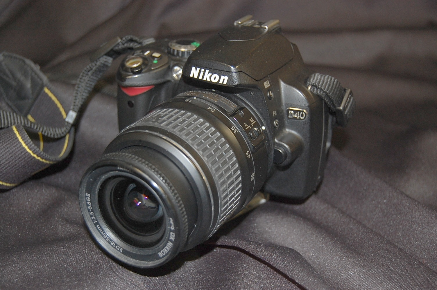 Nikon D40 Software Downloads