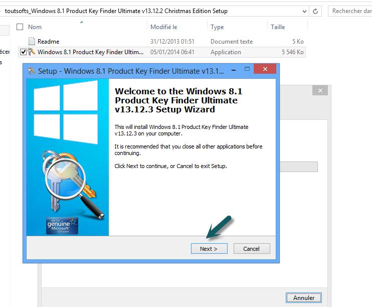 Windows 8 1 Product Key Finder Ultimate V13 12 2