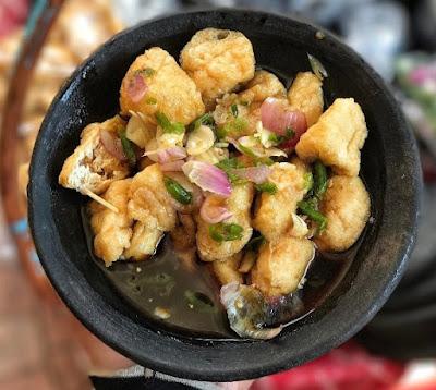 Tempat Kuliner Tahu Gejrot di Cirebon Yang Populer