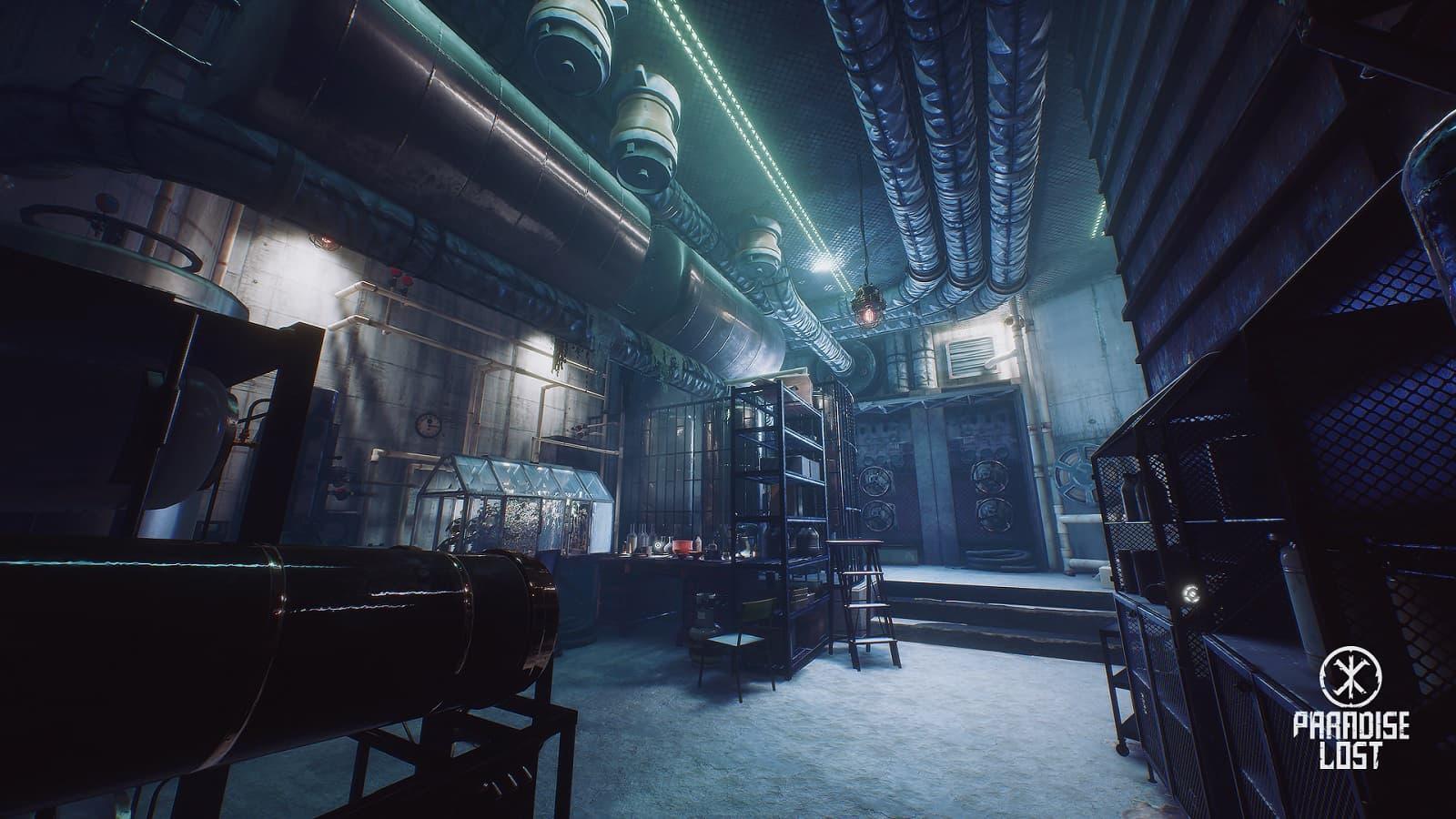 Кинематографичный трейлер и свежие скриншоты фантастического приключения Paradise Lost - 03