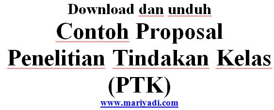 Contoh Proposal PTK: Peningkatan Hasil Belajar  Materi Pecahan Dan Operasinya Dengan Menggunakan Pendekatan Matematika Realistik (MR) Pada Siswa Kelas IV SDN 1 Balong Ponorogo