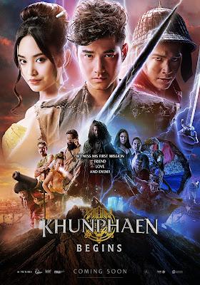 Khun Phaen Begins (2019) Dual Audio Hindi 720p WEBRip ESubs Download