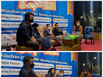 Gali Sejarah, Budaya dan Kembangkan Pariwisata, BPC HIPMI Dompu Gelar Dialog Interaktif