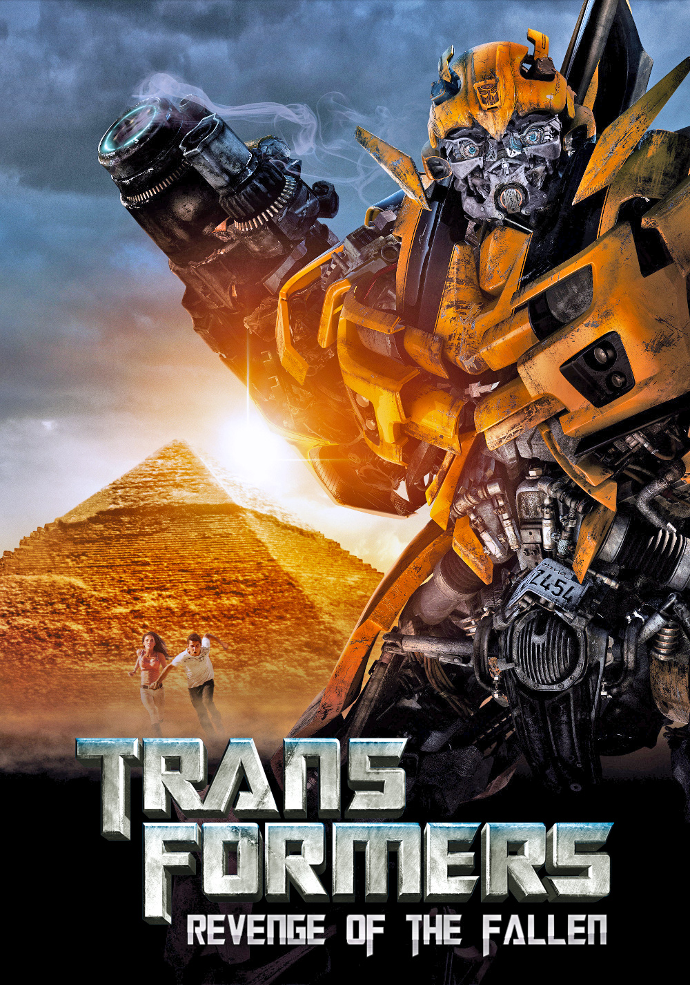 TRANSFORMERS 2 REVENGE OF THE FALLEN (2009) TAMIL DUBBED HD
