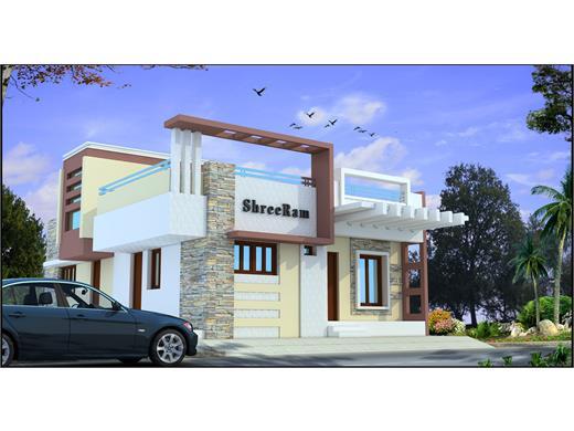 Padmavati Pune Affordable House Design