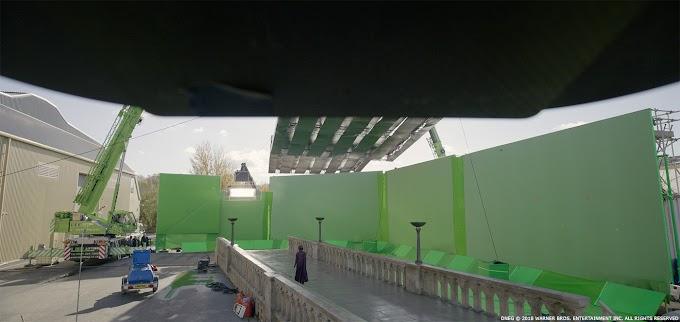 Filmagens de Animais Fantásticos 3 em hiatus devido ao COVID-19