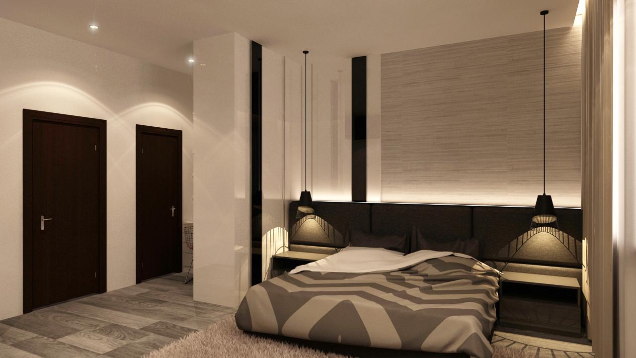 Interior Design  3D  2 12 Storey House Link house
