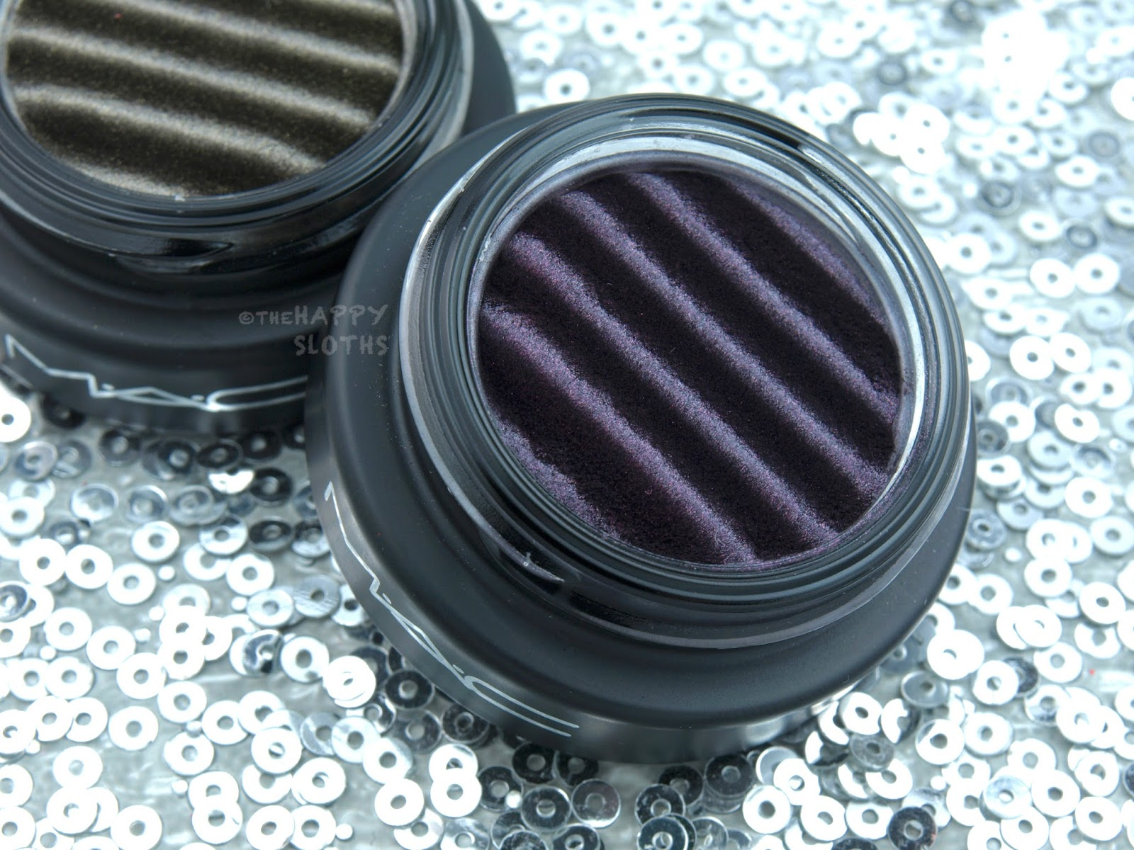 MAC Spellbinder Shadow Review and Swatches