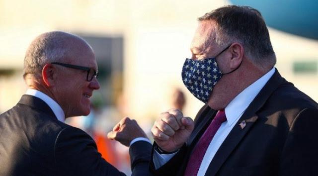Amerika Minta Sekutunya Bertindak Lebih Tegas Terhadap China