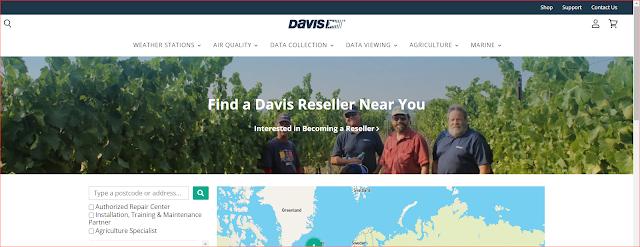 Davis Instruments reseller in the Philippines
