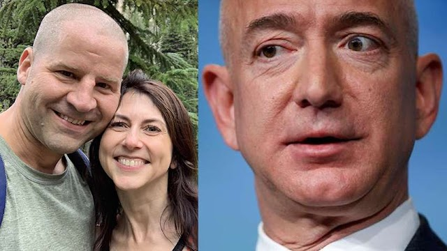 Revealed! What Amazon boss Jeff Bezos said about his ex-wife's marriage