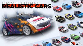 Descargar Real Rally APK MOD Completo desbloqueado Premium | Todos los carros Gratis para Android 2020 2