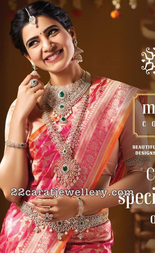 samantha diamond wedding jewellery jewellery designs