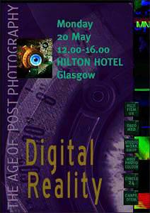 Digital Reality Symposium in Glasgow organized by CIRCLe-24