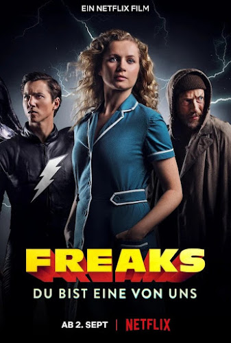 Freaks: You're One of Us (Web-DL 720p Dual Aleman / Latino)