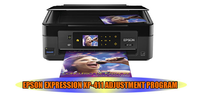 EPSON EXPRESSION XP-411 PRINTER