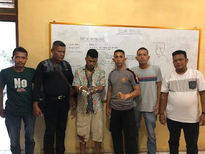 Kapolres Batubara Bersama Jajarannya Sikat habis Narkoba di Wilayah Kab. Batubara