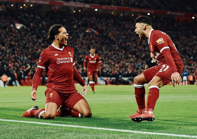 The Virgil Van Dijk Derby: O zagueiro pinta Merseyside de vermelho e Liverpool avança na FA Cup