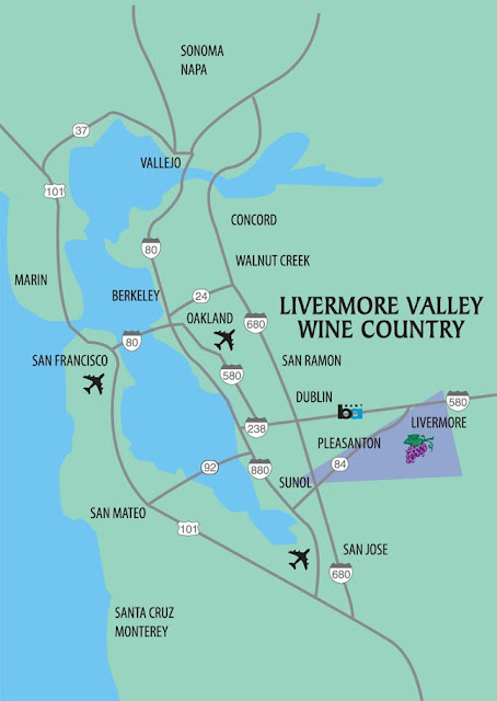 livermore valley wine country wineries