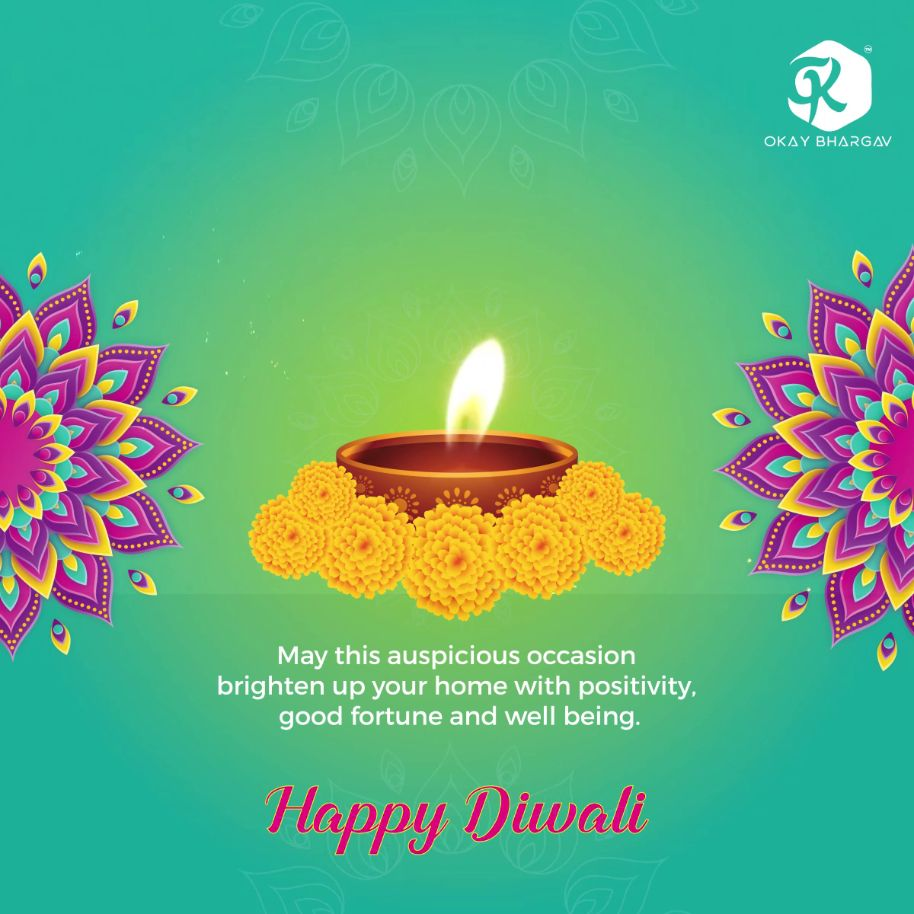 #1 Diwali  free after effects templates - after effects - Okay Bhargav